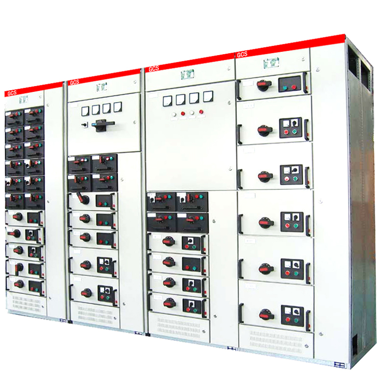 GCS low voltage withdraw able switchgear